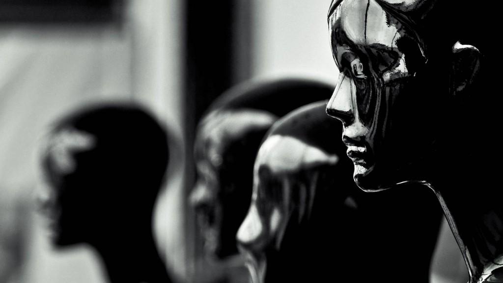 Cyborgs by Moe De Triana via Flickr